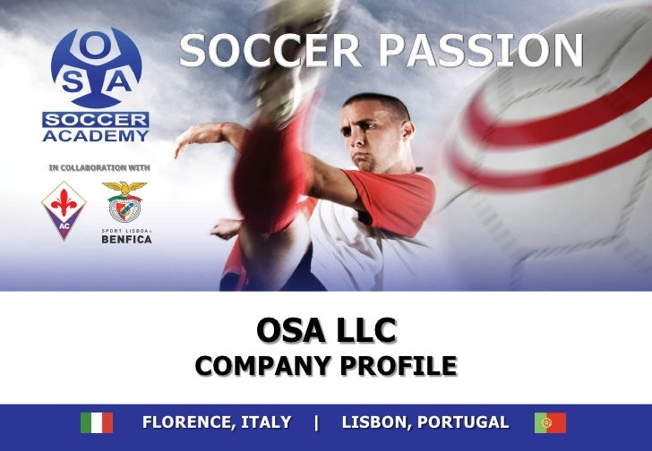 IN COLLABORATION WITH                                   OSA LLC                         COMPANY PROFILE                   ...