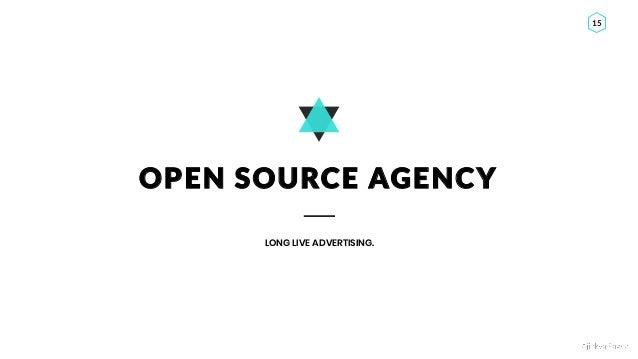 Ajinkya Pawar 15 OPEN SOURCE AGENCY LONG LIVE ADVERTISING.
