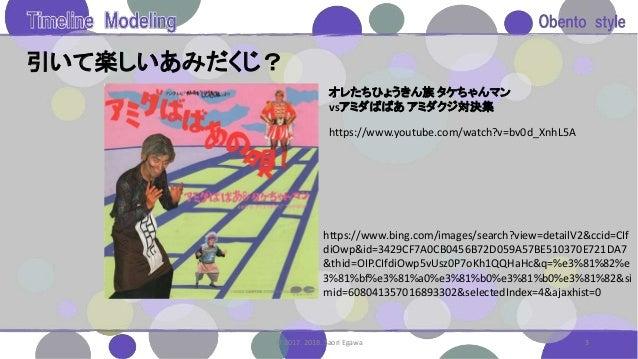 引いて楽しいあみだくじ? 3© 2017. 2018. Saori Egawa https://www.bing.com/images/search?view=detailV2&ccid=CIf diOwp&id=3429CF7A0CB0456...