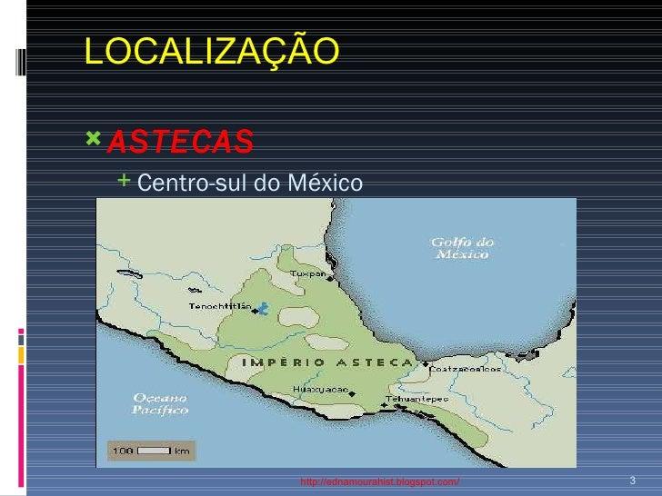 Os astecas Xiv Norte