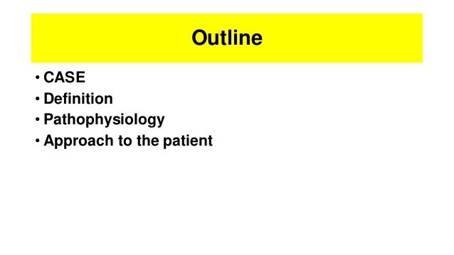 Obstructive sleep apnea Slide 2