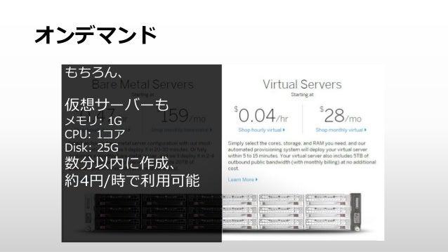 OSC15 Okinawa Intro SoftLayer and Bluemix