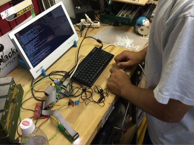 詳細はコチラ  http://  tokyohackerspace.doorkeeper.jp  /events/11000