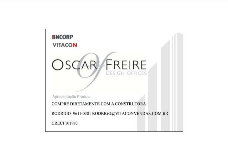 Oscar freire design office