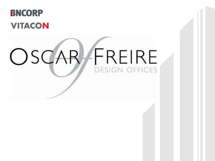 Oscar Freire Design Offices                                                 Fachada noturna – vista frontalMaterial prelim...