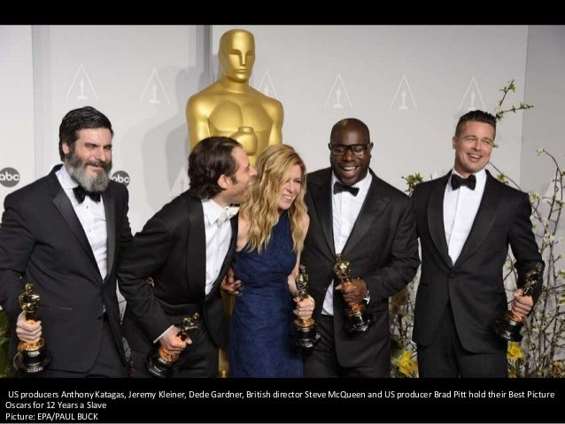 Oscars 2014: Winners and Red Carpet Slide 2