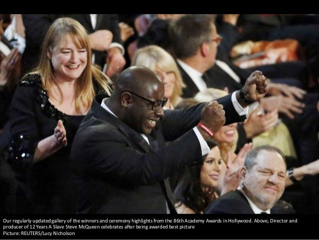 Oscars 2014: Winners and Red Carpet Slide 3