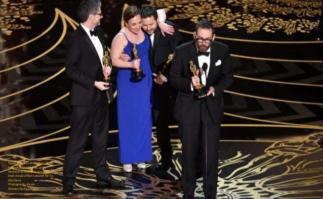 Oscars 2016: Winners and  Highlights Slide 14
