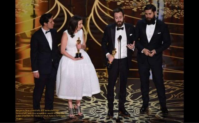 Oscars 2016: Winners and  Highlights Slide 20