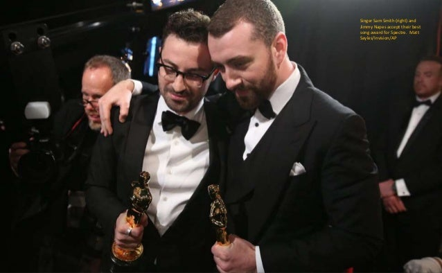Oscars 2016: Winners and  Highlights Slide 23