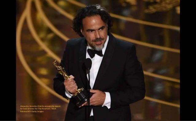 Oscars 2016: Winners and  Highlights Slide 24