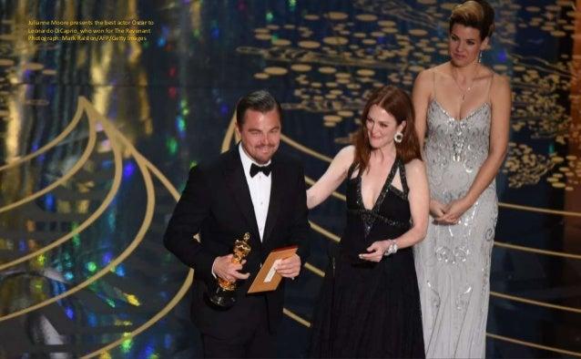 Oscars 2016: Winners and  Highlights Slide 28