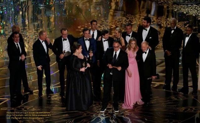 Oscars 2016: Winners and  Highlights Slide 30