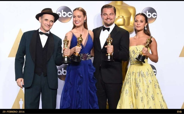 Oscars 2016: Winners and  Highlights