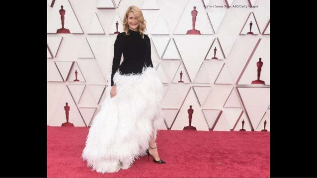 Actress Laura Dern .ABC/Getty Images