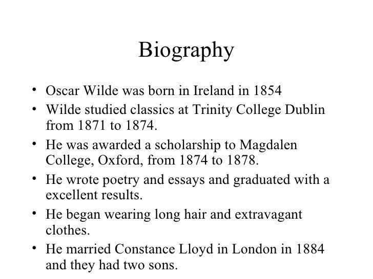 oscar wilde oscar wilde a controversial writer 2