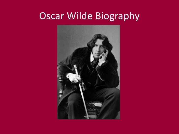 facts about oscar wilde essay