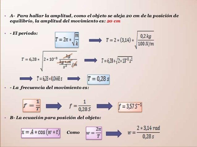 Reemplazando en la ecuación:C- La grafica x-t        x (cm)        20        10                                      t (s)...