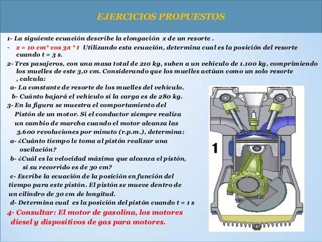 LA ENERGIA EN LOS SISTEMAS OSCILANTES.• LA ENERGIA EN EL MOVIMIENTO ARMONICOSIMPLE.• SITUACION:
