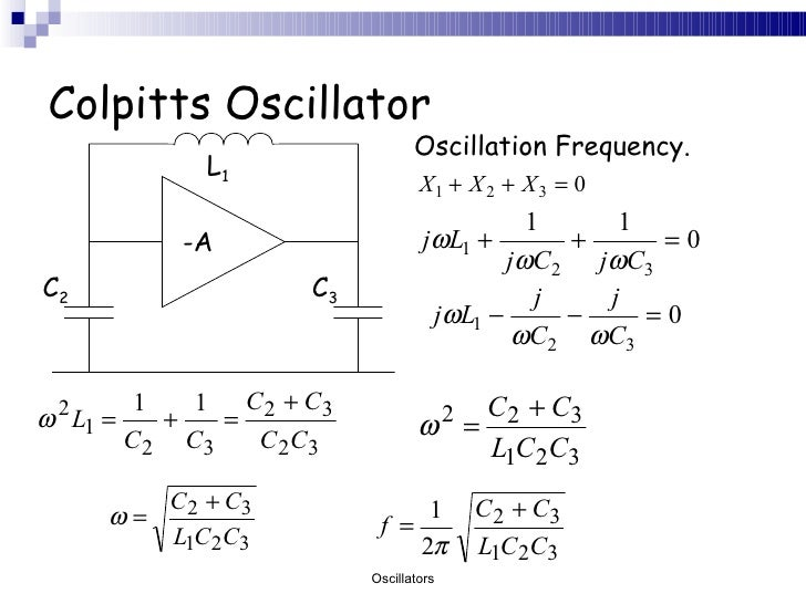 Barkhausen criterion for oscillation pdf