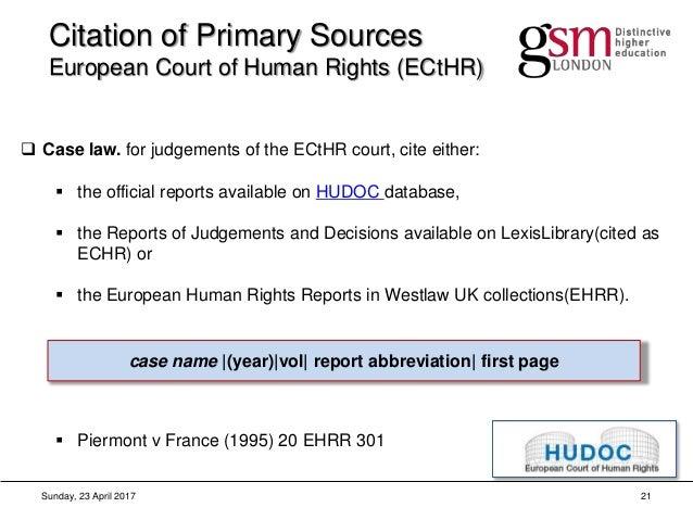 Law report abbreviations uk