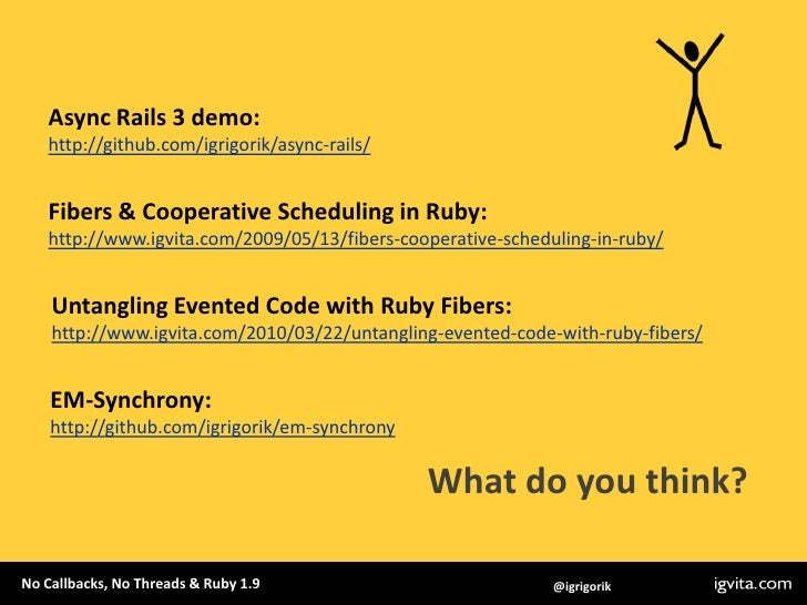 Async web-stack in Ruby?<br />