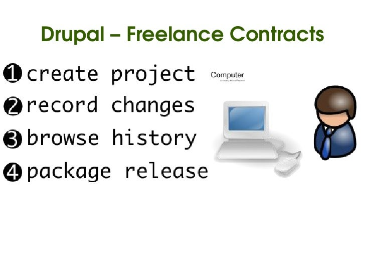 Drupal–FreelanceContracts
