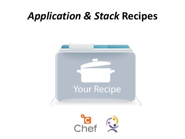 Application & Stack Recipes
