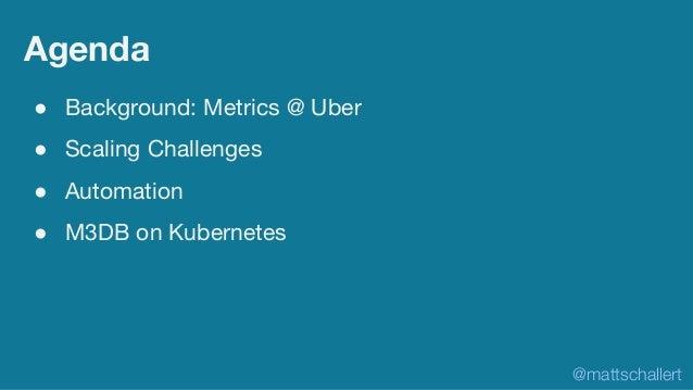 Large-Scale Automated Storage on Kubernetes - Matt Schallert OSCON 2019 Slide 3
