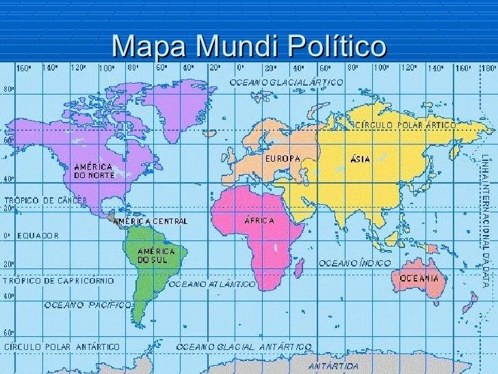mapa mundi continentes e oceanos Os continentes, ilhas e oceanos mapa mundi continentes e oceanos