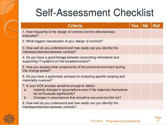 17 - Sox Process Documentation