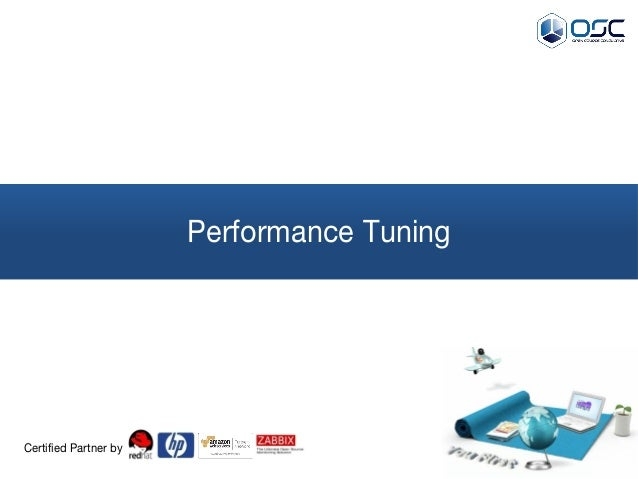 Certified Partner by Performance Tuning
