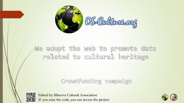 Edited by Minerva Cultural Association If you scan the code, you can access the project
