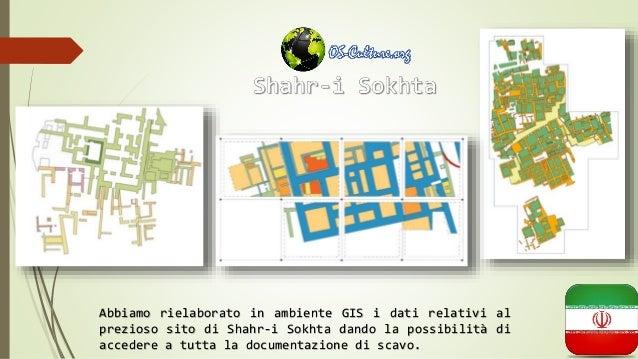 Abbiamo rielaborato in ambiente GIS i dati relativi al prezioso sito di Shahr-i Sokhta dando la possibilità di accedere a ...