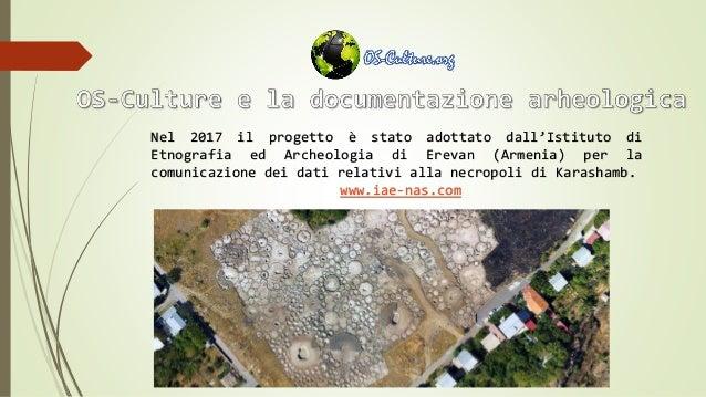Nel 2017 il progetto è stato adottato dall'Istituto di Etnografia ed Archeologia di Erevan (Armenia) per la comunicazione ...