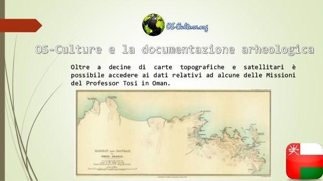 Oltre a decine di carte topografiche e satellitari è possibile accedere ai dati relativi ad alcune delle Missioni del Prof...