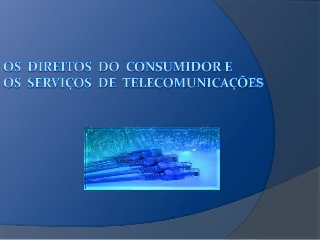  A Agência Nacional de Telecomunicações é uma autarquia especial criada pela Lei Geral de Telecomunicações (LGT) - Lei 9....
