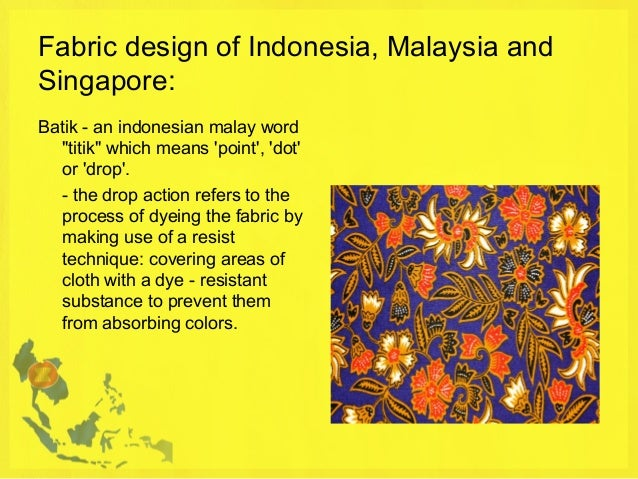 Example of southeast asian visual arts