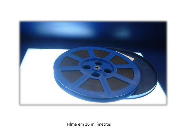 Filme em 16 milímetros