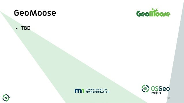 GeoMoose 32 - TBD