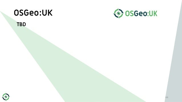 OSGeo:UK TBD 66