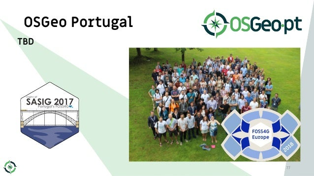 OSGeo Portugal TBD 77