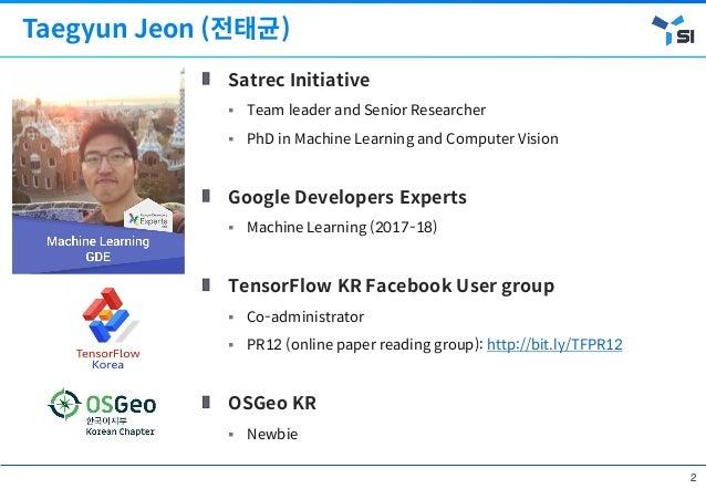 OSGeo-KR Tech Workshop] Deep Learning for Single Image Super