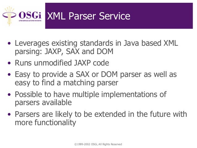 Parsing an XML File Using SAX
