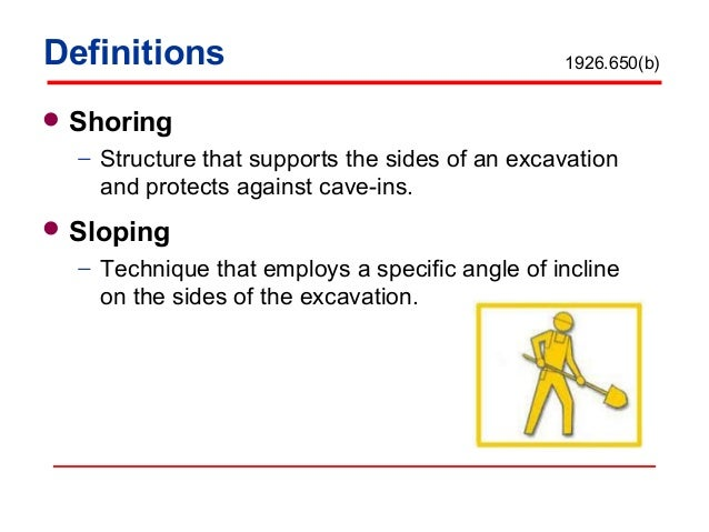 caltrans trenching and shoring manual