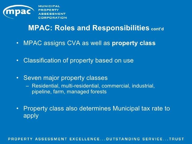 City Of Oshawa Property Tax Office