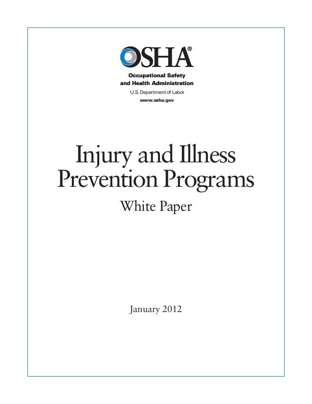 osha essays Free essay: overview in spirit, the occupational health and safety act, on the  one hand, promotes the partnership between employers and workers in sharing.