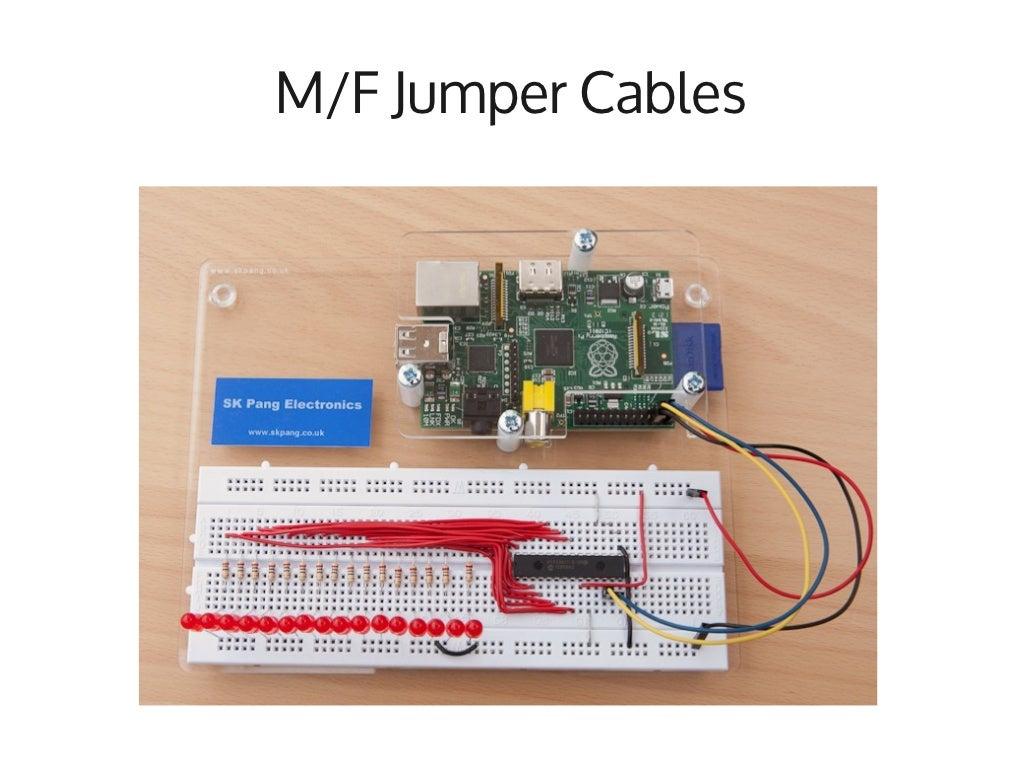 Interfacing The Raspberry Pi To World Wiringpi Jtag