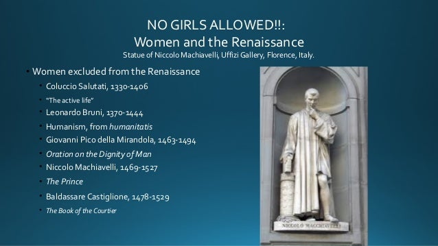 machiavelli and renaissance humanism The crisis of the early italian renaissance: civic humanism and republican liberty in an age of classicism and tyranny machiavelli and republicanism, cambridge.
