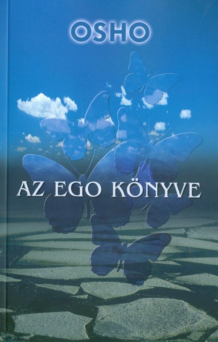 Osho az ego könyve